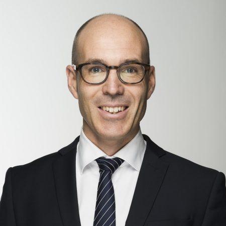 Christopher Johansson, vice vd FastPartner